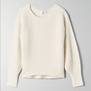 NWT Wilfred Wool Sweater - Size XS